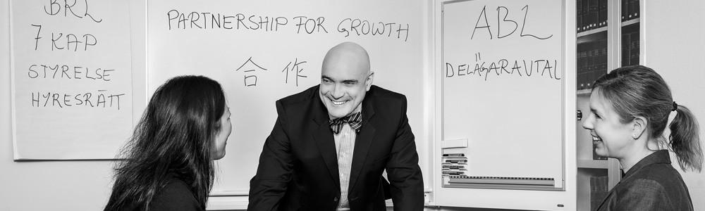 Tillväxtskapande partnerskap